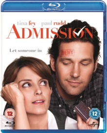Admission, Blu-ray  BluRay