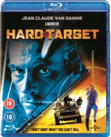 Hard Target, Blu-ray  BluRay