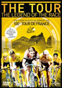 The Legend of the Tour De France, DVD DVD