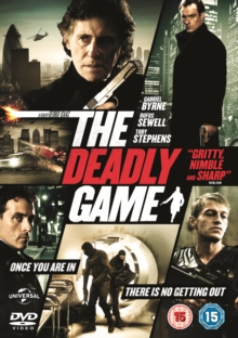 The Deadly Game, DVD DVD