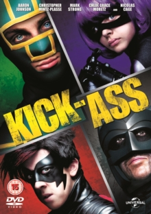 Kick-Ass, DVD  DVD