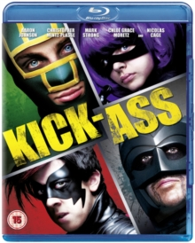 Kick-Ass, Blu-ray  BluRay