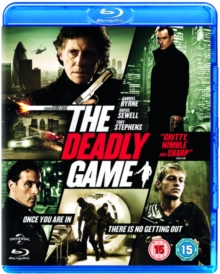 The Deadly Game, Blu-ray BluRay
