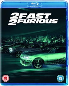 2 Fast 2 Furious, Blu-ray  BluRay