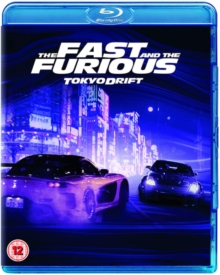 The Fast & the Furious: Tokyo Drift, Blu-ray BluRay