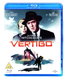 Vertigo, Blu-ray  BluRay