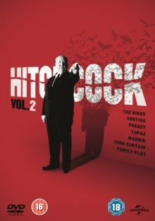 Hitchcock: Volume 2, DVD  DVD