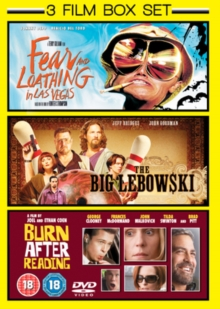 Fear and Loathing in Las Vegas/The Big Lebowski/Burn After..., DVD  DVD