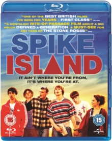 Spike Island, Blu-ray  BluRay
