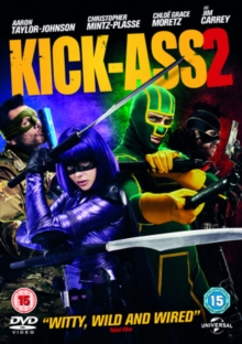 Kick-Ass 2, DVD DVD