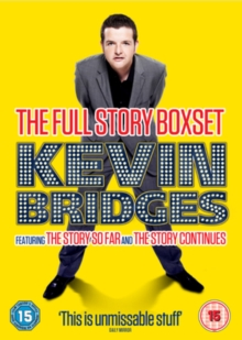 Kevin Bridges: The Story So Far - Live in Glasgow/The Story..., DVD  DVD