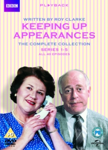 Keeping Up Appearances: Series 1-5, DVD  DVD