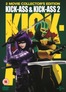 Kick-Ass/Kick-Ass 2, DVD  DVD