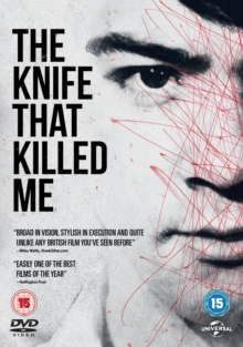 The Knife That Killed Me, DVD DVD