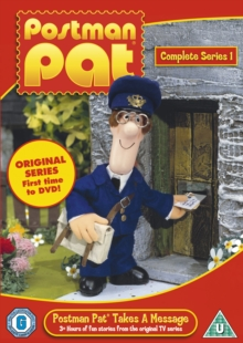 Postman Pat: Series 1 - Postman Pat Takes a Message, DVD  DVD