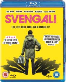 Svengali, Blu-ray  BluRay