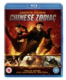 Chinese Zodiac, Blu-ray  BluRay