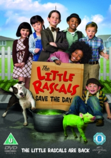 The Little Rascals Save the Day, DVD DVD