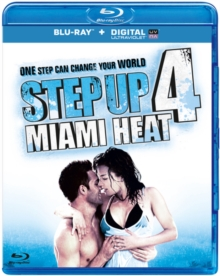 Step Up 4 - Miami Heat, Blu-ray  BluRay