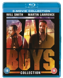 Bad Boys/Bad Boys II/Bad Boys for Life, Blu-ray BluRay