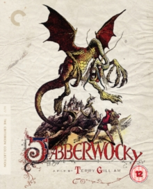 Jabberwocky - The Criterion Collection, Blu-ray BluRay