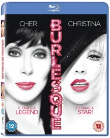 Burlesque, Blu-ray  BluRay