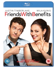 Friends With Benefits, Blu-ray  BluRay