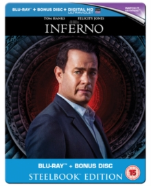 Inferno, Blu-ray BluRay