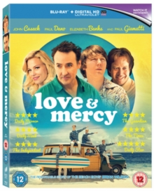 Love & Mercy, Blu-ray BluRay