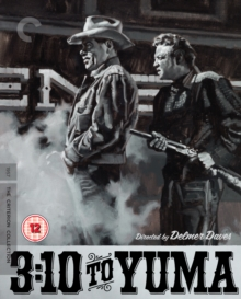 3:10 to Yuma - The Criterion Collection, Blu-ray BluRay