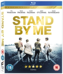 Stand By Me, Blu-ray  BluRay