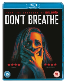 Don't Breathe, Blu-ray BluRay