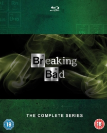 Breaking Bad: The Complete Series, Blu-ray  BluRay