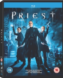 Priest, Blu-ray  BluRay