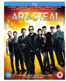 The Art of the Steal, Blu-ray BluRay