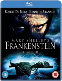 Mary Shelley's Frankenstein, Blu-ray  BluRay