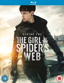 The Girl in the Spider's Web, Blu-ray BluRay