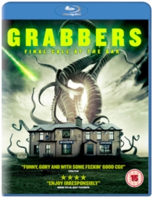 Grabbers, Blu-ray  BluRay