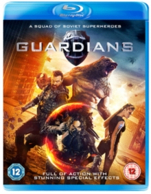 Guardians, Blu-ray BluRay