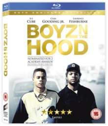 Boyz N the Hood, Blu-ray  BluRay