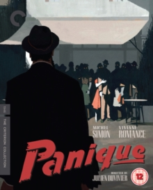 Panique - The Criterion Collection, Blu-ray BluRay
