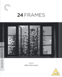 24 Frames - The Criterion Collection, Blu-ray BluRay