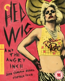 Hedwig and the Angry Inch - The Criterion Collection, Blu-ray BluRay