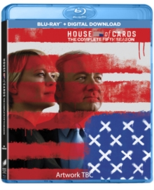 House of Cards: The Complete Fifth Season, Blu-ray BluRay