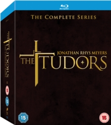 The Tudors: The Complete Series, Blu-ray BluRay