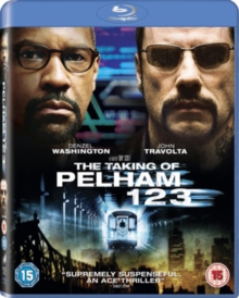 The Taking of Pelham 123, Blu-ray BluRay