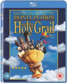 Monty Python and the Holy Grail, Blu-ray  BluRay
