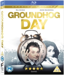 Groundhog Day, Blu-ray  BluRay