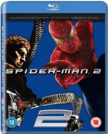 Spider-Man 2, Blu-ray  BluRay