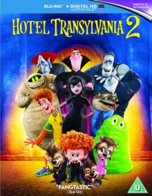 Hotel Transylvania 2, Blu-ray BluRay